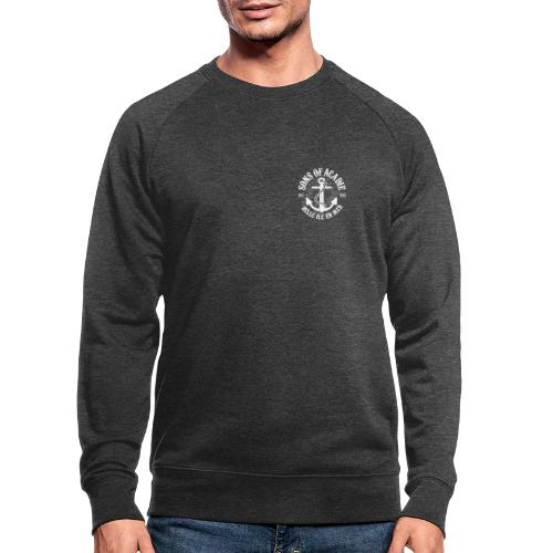 Sons of Acadie Ancre Blanche - Sweat-shirt bio Stanley & Stella Homme