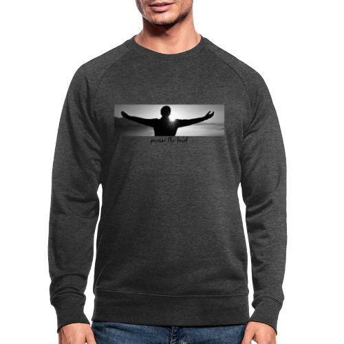 praise the lord - Männer Bio-Sweatshirt