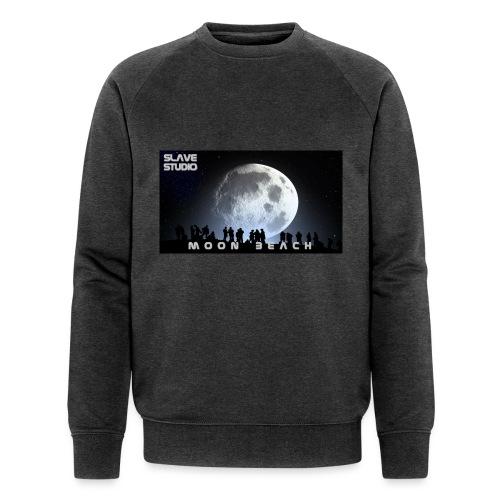 Moon beach - Felpa ecologica da uomo