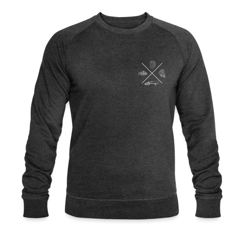 hopfenx4 - Männer Bio-Sweatshirt von Stanley & Stella