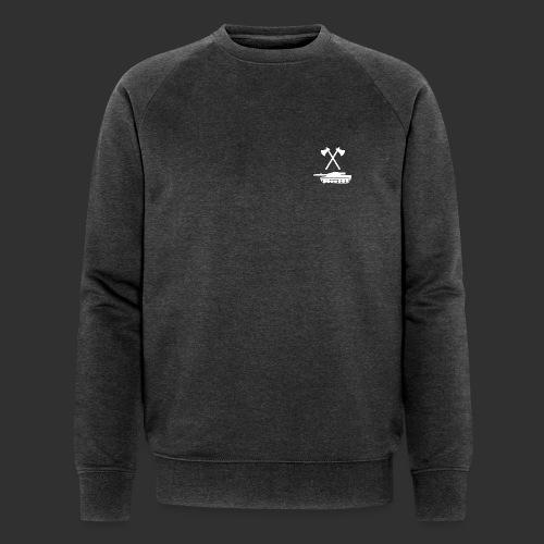 Pz Sap Weiss - Männer Bio-Sweatshirt von Stanley & Stella