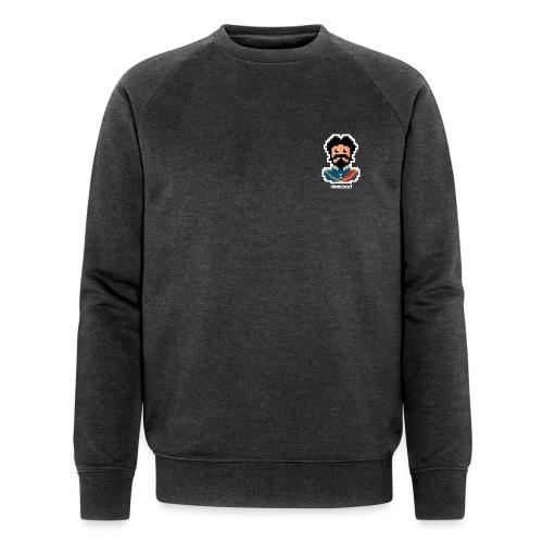 Da gloane Ludwig - Männer Bio-Sweatshirt