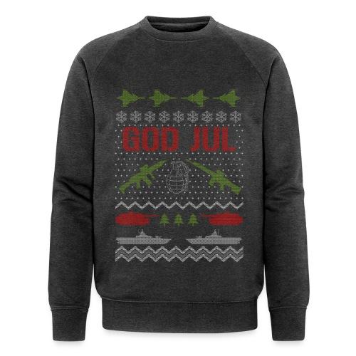 Ful jultröja - Ugly Christmas Sweater - Ekologisk sweatshirt herr från Stanley & Stella