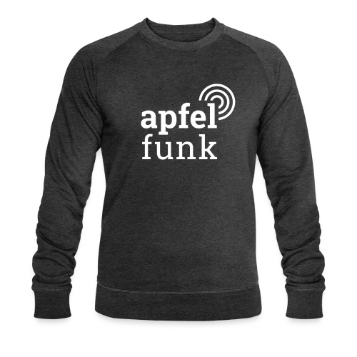 Apfelfunk Dark Edition - Männer Bio-Sweatshirt von Stanley & Stella