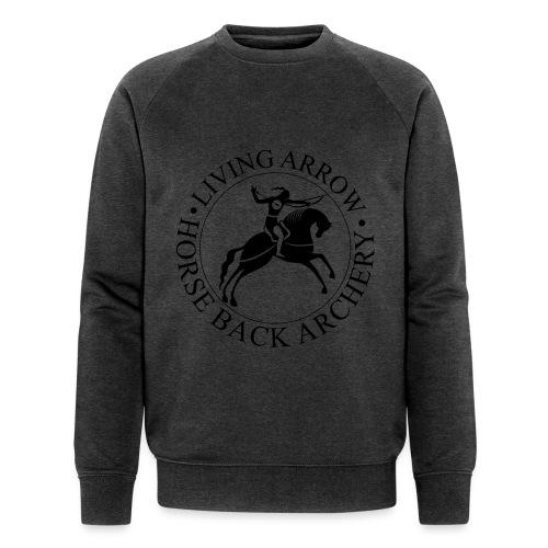 Living Arrow - Men's Organic Sweatshirt