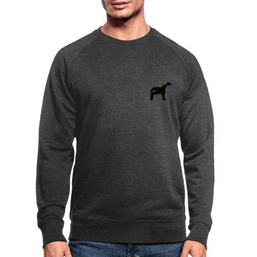 Dala Pinni Art® black - Männer Bio-Sweatshirt von Stanley & Stella