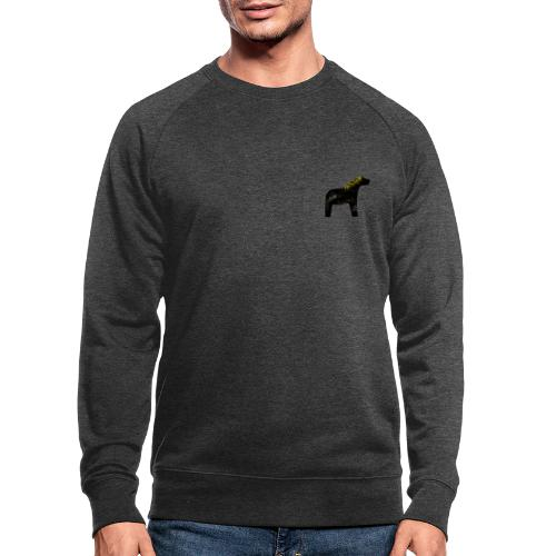 Dala Pinni Art® black - Männer Bio-Sweatshirt