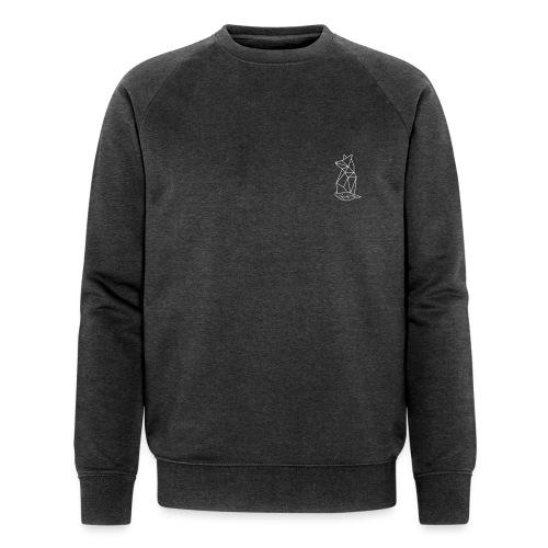 gruenfux logo - Männer Bio-Sweatshirt von Stanley & Stella