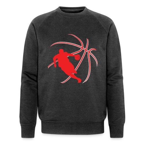 Basketball - Men's Organic Sweatshirt