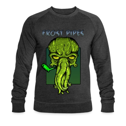 The Call of Cthulhu - Men's Organic Sweatshirt by Stanley & Stella