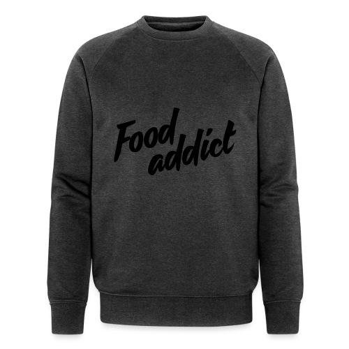 Food addict - Sweat-shirt bio Stanley & Stella Homme