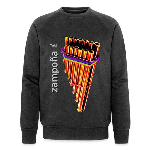 Zampoña Clara - Männer Bio-Sweatshirt von Stanley & Stella