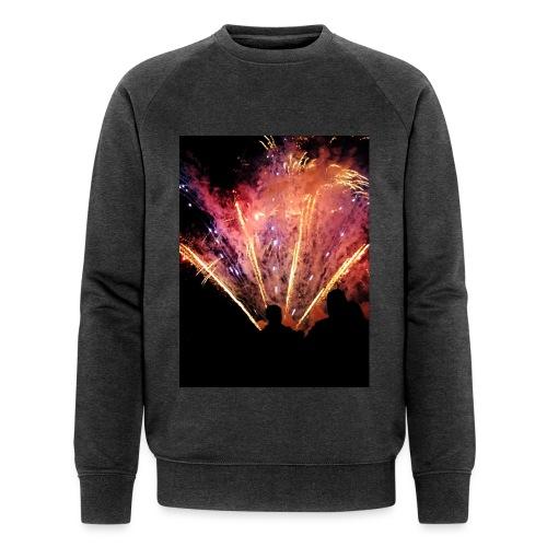 Firework - Miesten luomucollegepaita