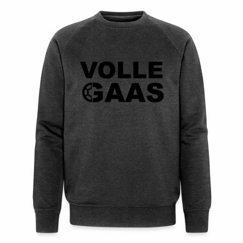 Volle Gaas - Mannen bio sweatshirt van Stanley & Stella