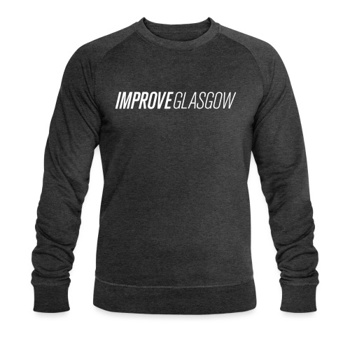 Improve-Glasgow-06 - Men's Organic Sweatshirt by Stanley & Stella
