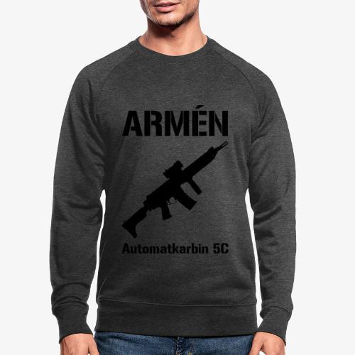 ARMÈN - Ak 5C - Ekologisk sweatshirt herr