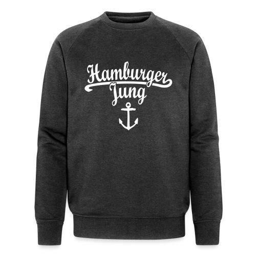 Hamburger Jung Klassik Hamburg - Männer Bio-Sweatshirt von Stanley & Stella