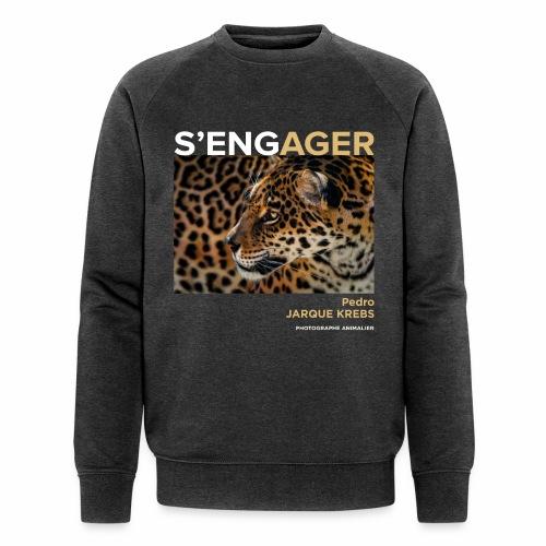 1 Achat = 1 Don à l'association Rainfer - Sweat-shirt bio