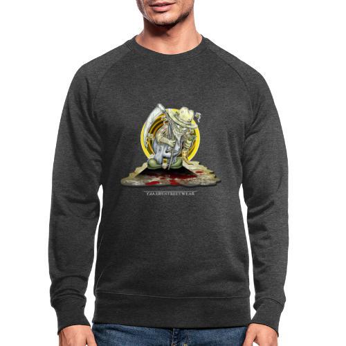 PsychopharmerKarl - Männer Bio-Sweatshirt