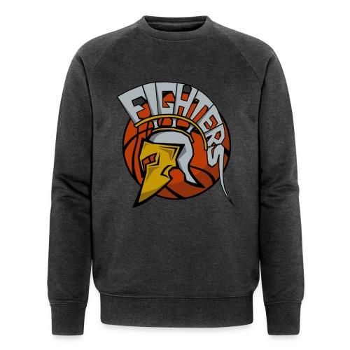 Fighters Logo - Männer Bio-Sweatshirt von Stanley & Stella
