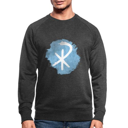 CHI RHO - Männer Bio-Sweatshirt