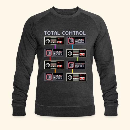TOTAL CONTROL - Felpa ecologica da uomo di Stanley & Stella