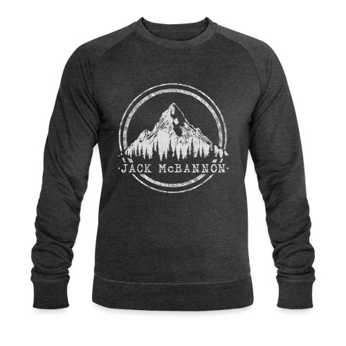 Jack McBannon - Mountain - Männer Bio-Sweatshirt