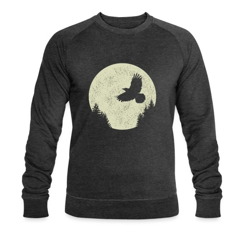 Moon - Men's Organic Sweatshirt by Stanley & Stella