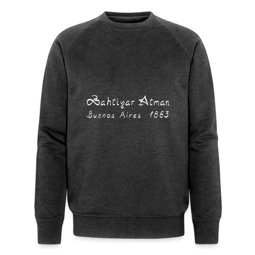 Bahtiyar Atman - Männer Bio-Sweatshirt von Stanley & Stella