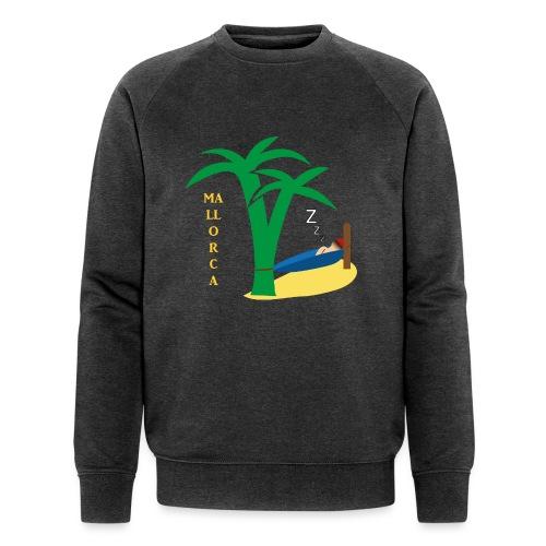Mallorca - Urlaub unter Palmen - Männer Bio-Sweatshirt von Stanley & Stella