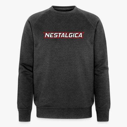 Nestalgica Logo - Men's Organic Sweatshirt
