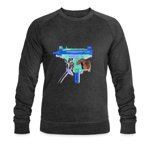 uzi - Men's Organic Sweatshirt by Stanley & Stella