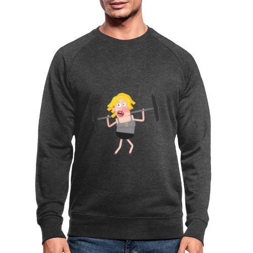 its ok - Men's Organic Sweatshirt by Stanley & Stella