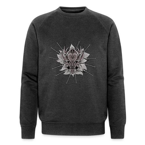 Lotus Of The Samurai - Mannen bio sweatshirt