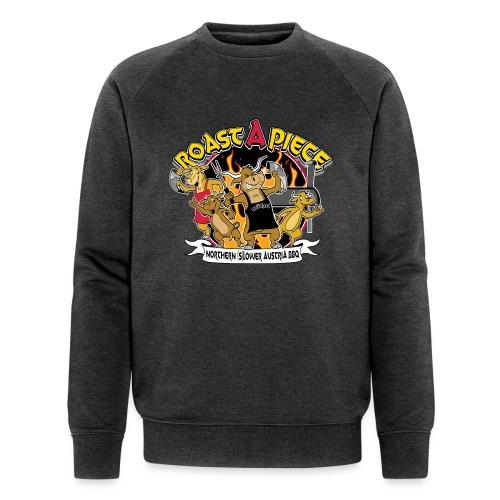 Roast a Piece Streetwear - Männer Bio-Sweatshirt von Stanley & Stella