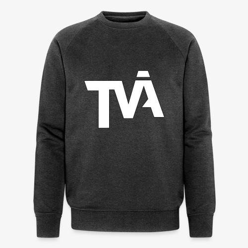 TVÅHUNDRA VIT - Ekologisk sweatshirt herr från Stanley & Stella