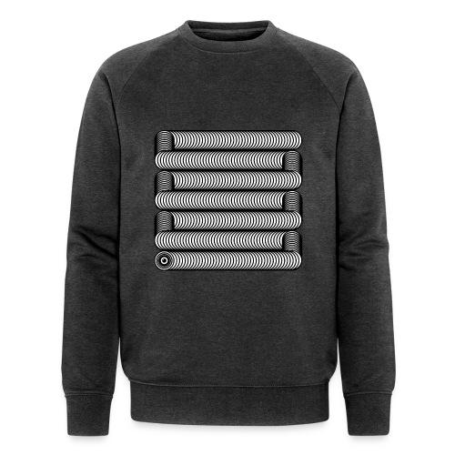 Wavesnake - Mannen bio sweatshirt van Stanley & Stella