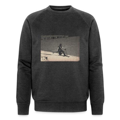 2017 Telemark Vintage Jean Louis - Sweat-shirt bio Stanley & Stella Homme