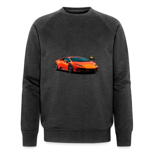 Luxurious car - Men's Organic Sweatshirt by Stanley & Stella