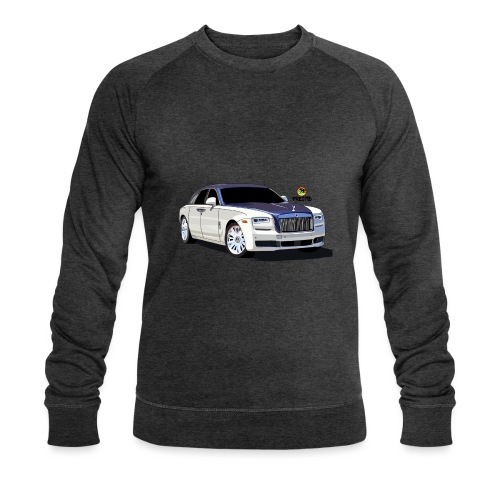 Luxury car - Men's Organic Sweatshirt by Stanley & Stella