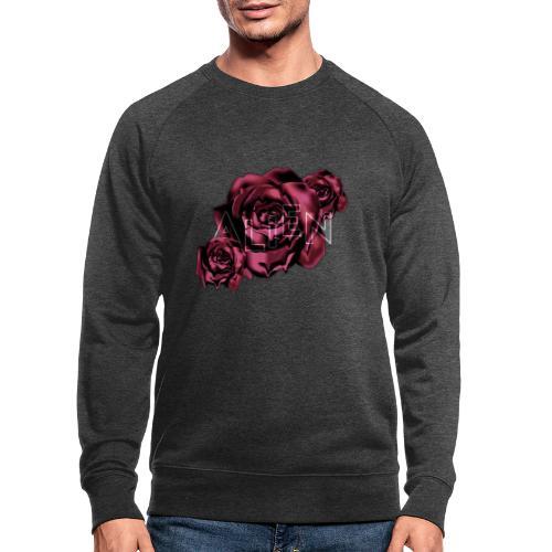 Rose Guardian Small - Økologisk sweatshirt for menn