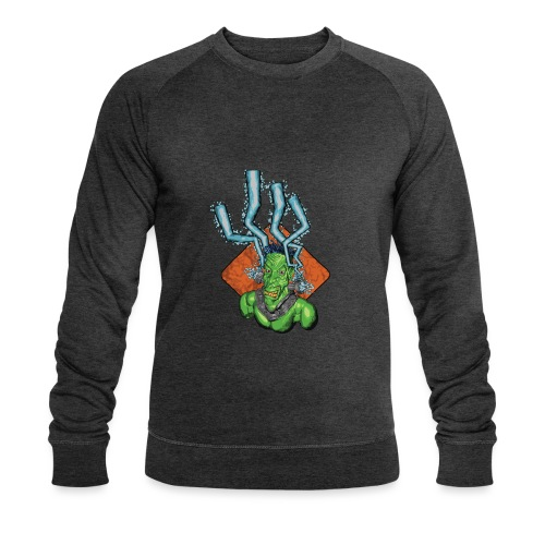 Frankie the monster - Men's Organic Sweatshirt