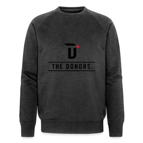 The Donors. - Männer Bio-Sweatshirt von Stanley & Stella