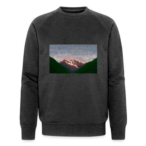 Mountain - Men's Organic Sweatshirt