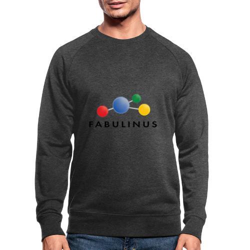 Fabulinus logo enkelzijdig - Mannen bio sweatshirt van Stanley & Stella