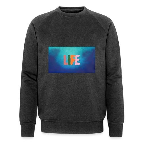 Life - Männer Bio-Sweatshirt von Stanley & Stella