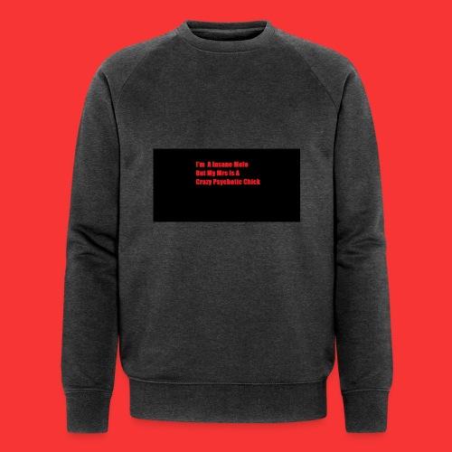 Mens - Men's Organic Sweatshirt by Stanley & Stella