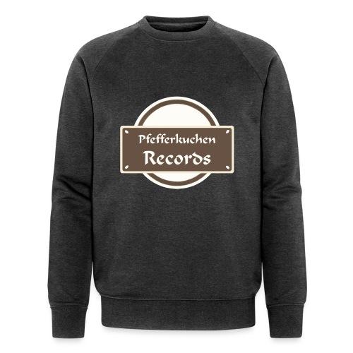 Pfefferkuchen Records Label - Männer Bio-Sweatshirt von Stanley & Stella