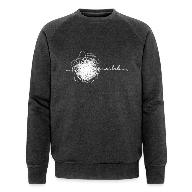Vorschau: mei lebm - Männer Bio-Sweatshirt