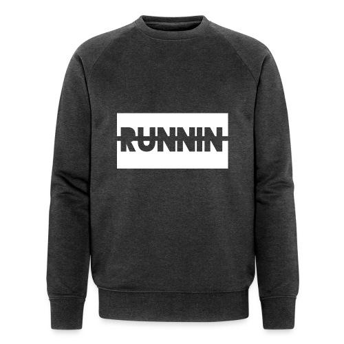 Runnin '  Exclusive - Men's Organic Sweatshirt by Stanley & Stella